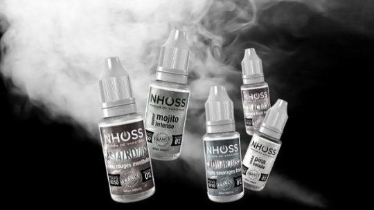 Nhoss cigarette électronique: est-ce la meilleure marque?
